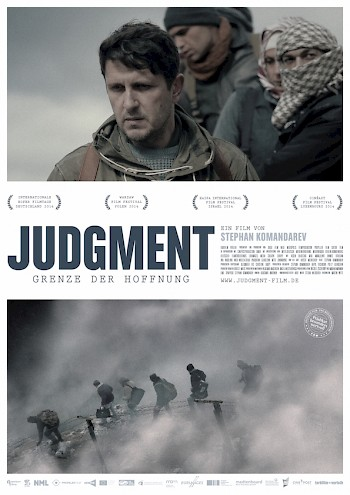 plakat Judgment - Grenze der Hoffnung