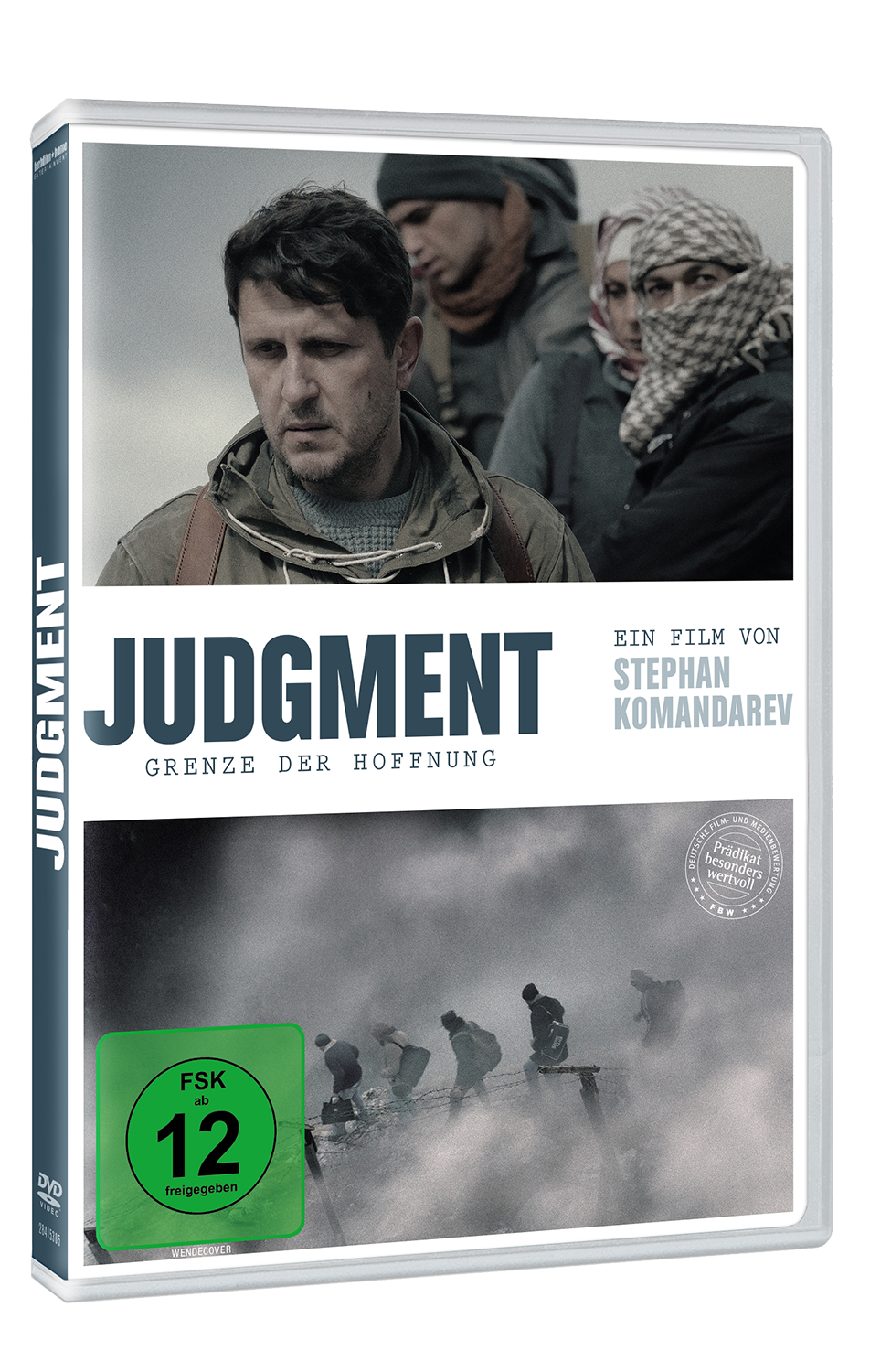 packshot Judgment - Grenze der Hoffnung