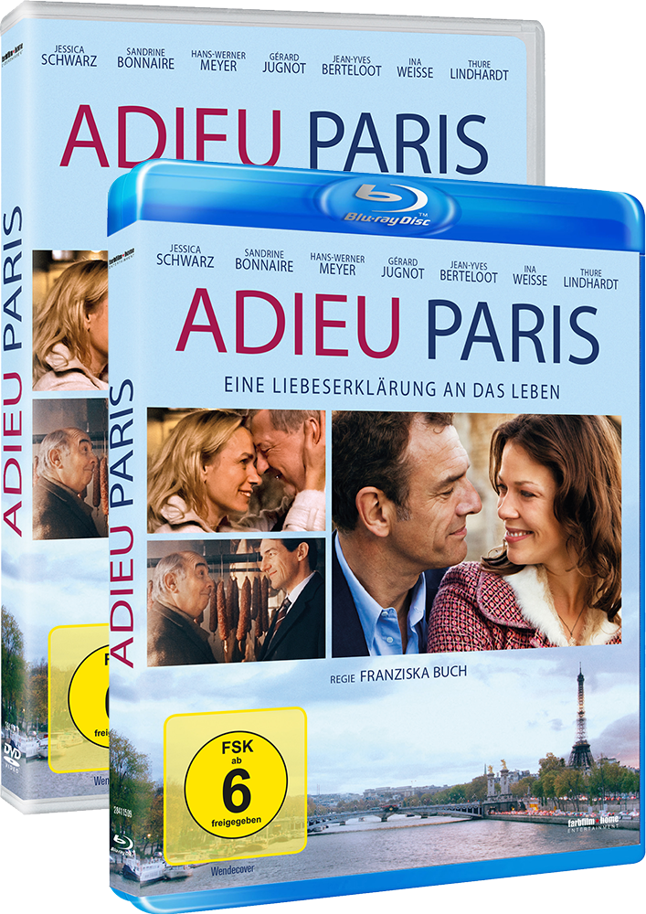 packshot Adieu Paris