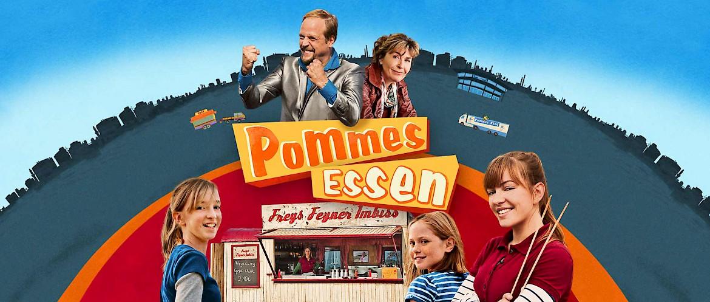 Pommes Essen Film