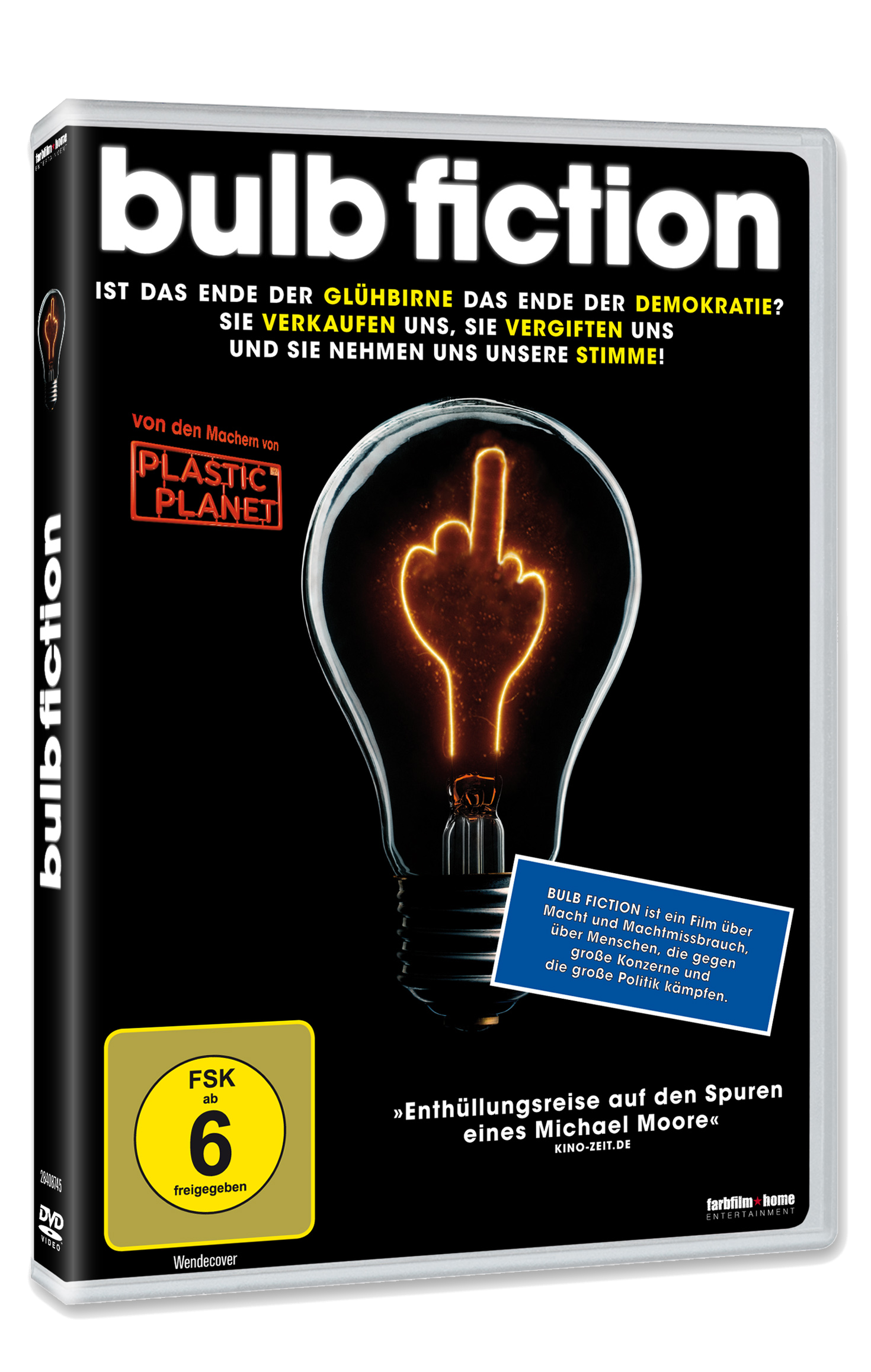 packshot Bulb Fiction