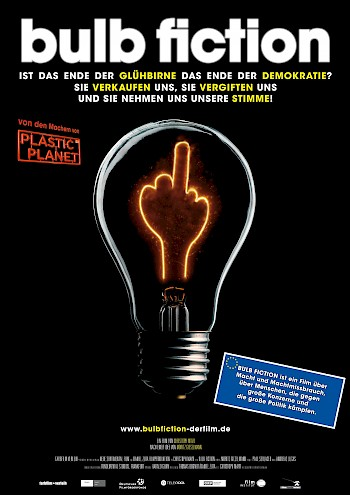 plakat Bulb Fiction