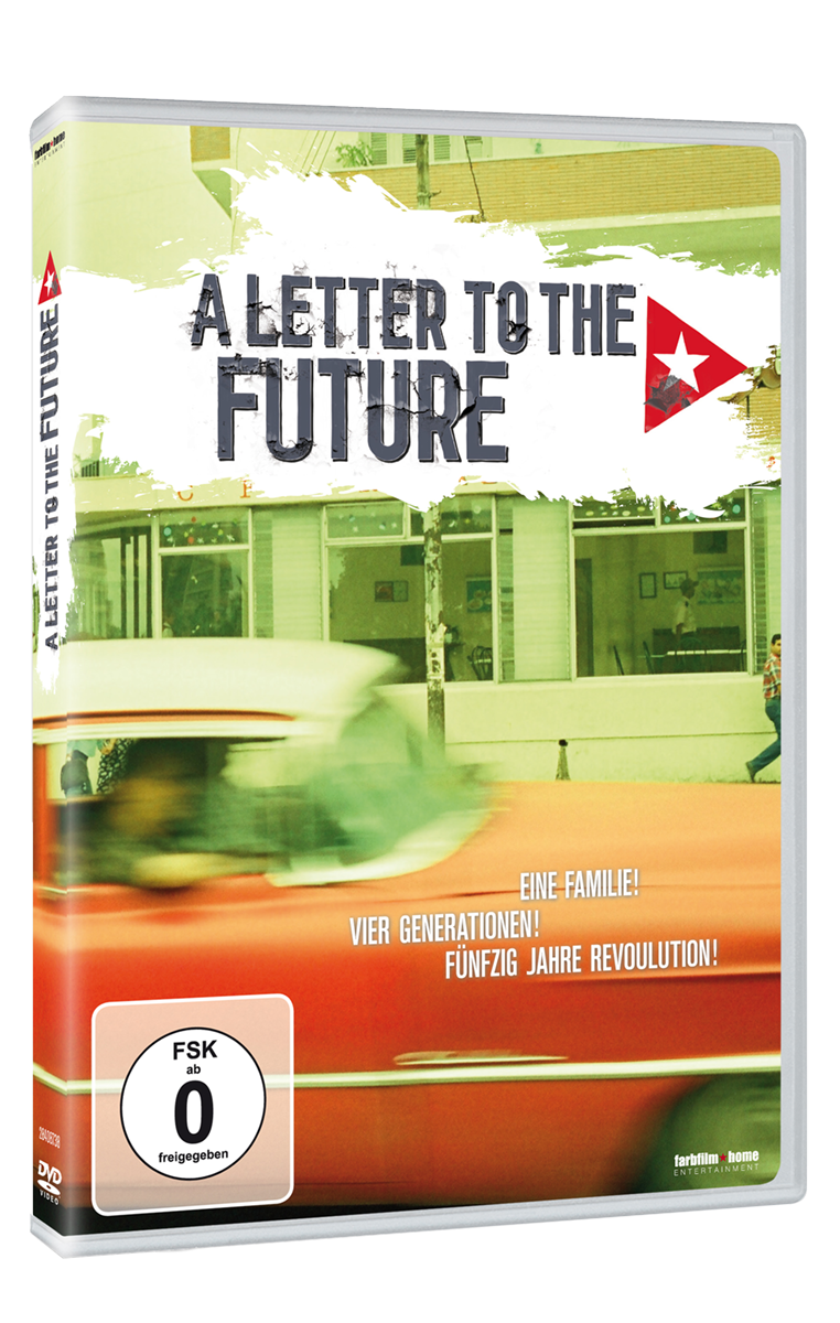 packshot A letter to the future
