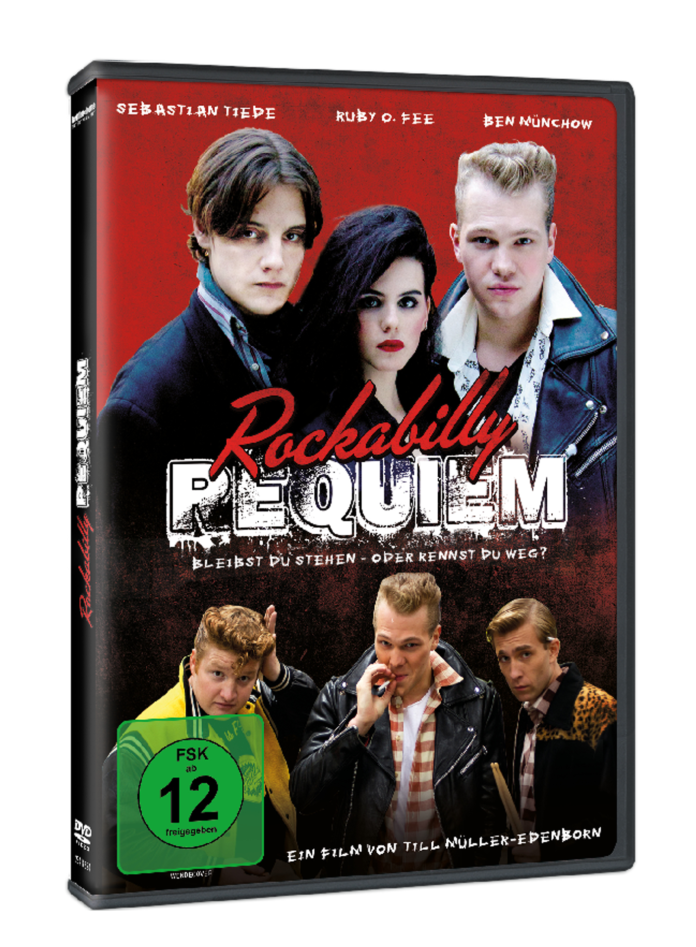 packshot Rockabilly Requiem
