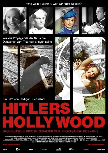 plakat Hitlers Hollywood