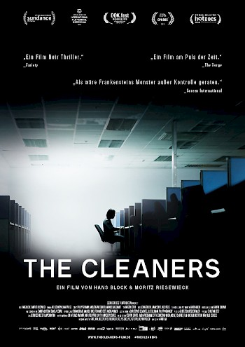 plakat The Cleaners