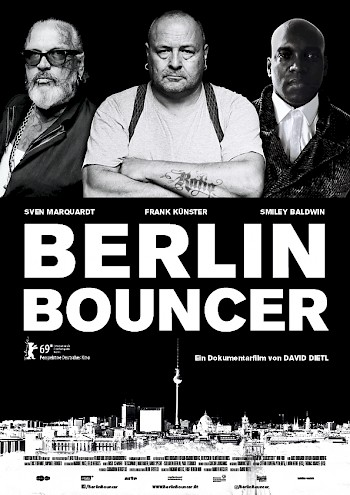 plakat Berlin Bouncer